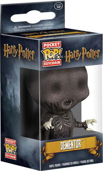 Брелок Funko Pocket POP Keychain Harry Potter: DementorНовая серия фирменной европейской фан-продукции для поклонников Harry Potter.<br>