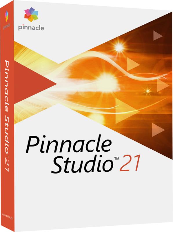 Pinnacle Studio 21 Standard [Цифровая версия] (Цифровая версия)