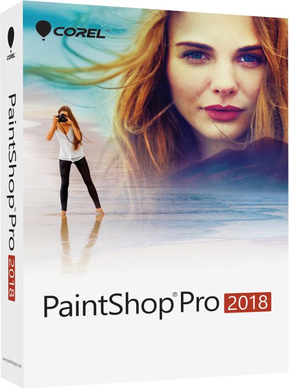 PaintShop Pro 2018 [Цифровая версия] (Цифровая версия)
