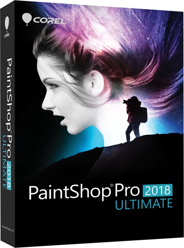 PaintShop Pro 2018 Ultimate [Цифровая версия] (Цифровая версия)