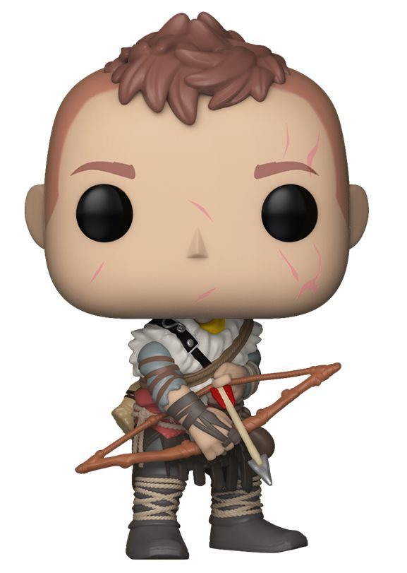 Фигурка God Of War Funko POP Games: Atreus (9,5 см) фигурка gears of war 4 jd fenix 17 см