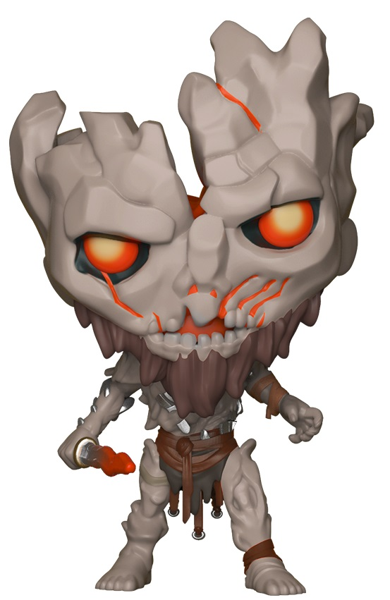 Фигурка God Of War Funko POP Games: Draugr (9,5 см) фигурка funko pop games gears of war damon baird armored 9 5 см