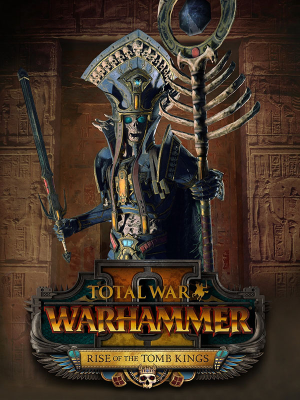 Total War: Warhammer II  – Rise of the Tomb Kings. Дополнение [PC, Цифровая версия] (Цифровая версия) art of war