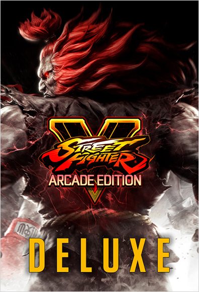 Street Fighter V: Arcade Edition. Deluxe [PC, Цифровая версия] (Цифровая версия) 4 player hdmi console raspberry pie3 arcade machine