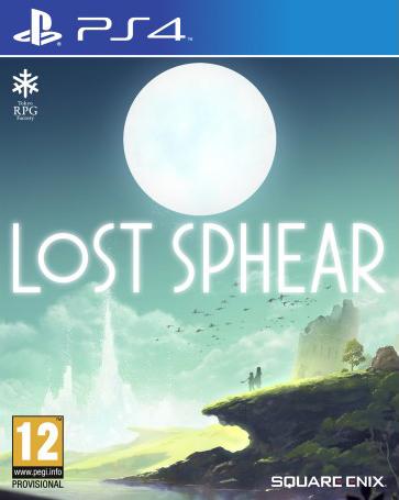 Lost Sphear [PS4]