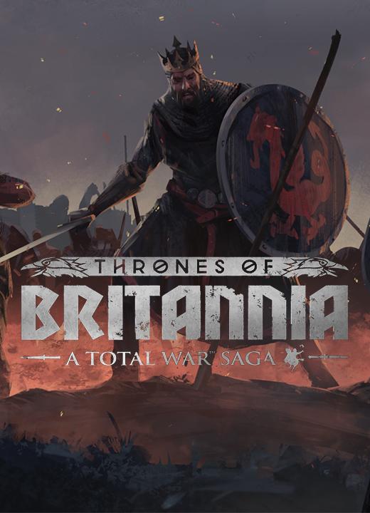 Total War Saga: Thrones of Britannia [PC, цифровая версия] (Цифровая версия)