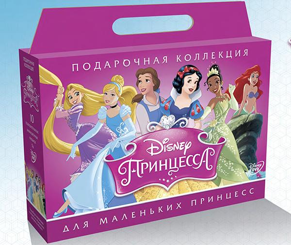 Подарочная коллекция Disney: Для маленьких принцесс (10 DVD) красавица и чудовище dvd