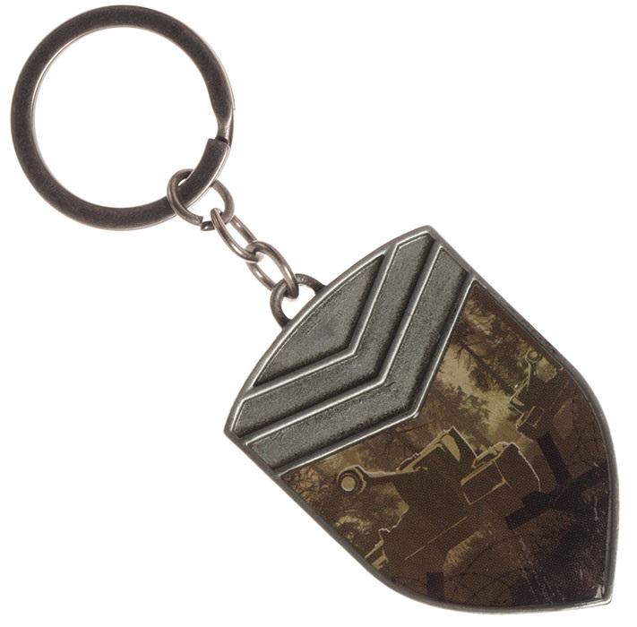 Брелок Call Of Duty WWIIБрелок Call Of Duty WWII создан по мотивам видеоигры в жанре трёхмерного шутера от первого лица, которая разработана студией Sledgehammer Games.<br>