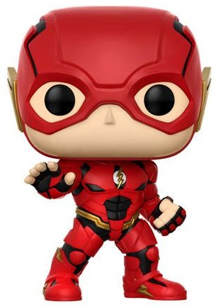 Фигурка Funko POP Heroes: Justice League – Flash (9,5 см) single super heroes dc comics justice league wonder woman batman building blocks bricks toys for children kits brinquedos menino