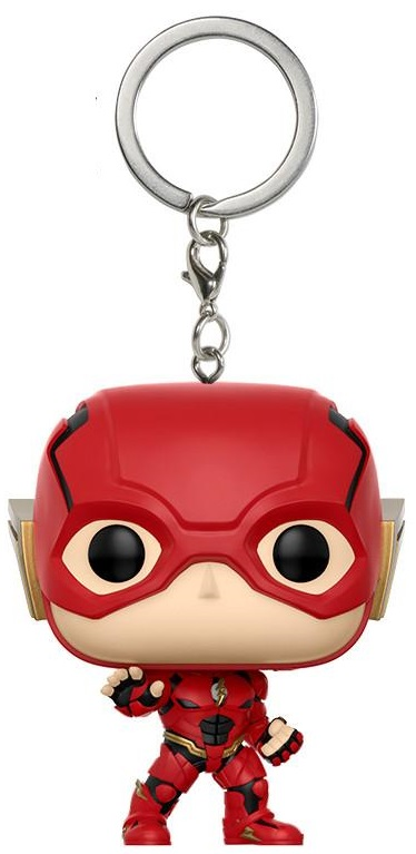 Брелок Justice League POP: The Flash брелок dc comics batman logo