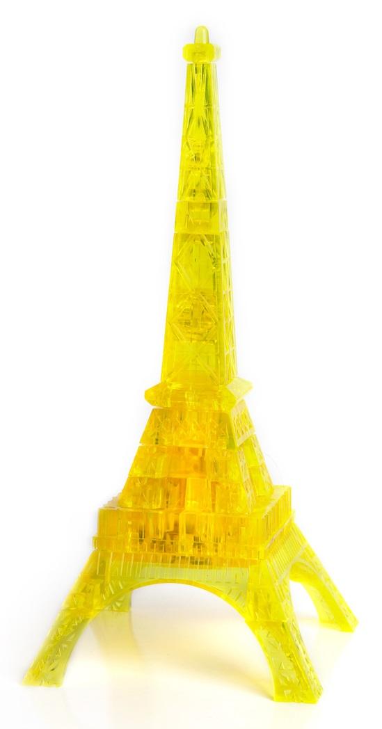 3D Puzzle Магический кристалл: Эйфелева башня с подсветкой 3d головоломка crystal puzzle эйфелева башня 91107