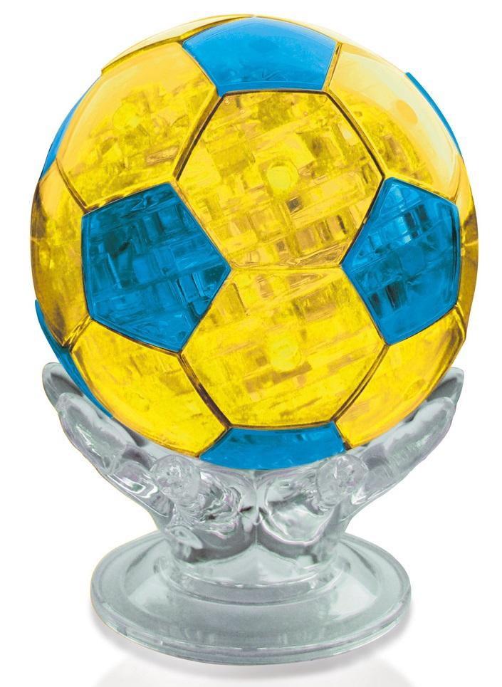 3D Puzzle Магический кристалл: Футбольный мяч