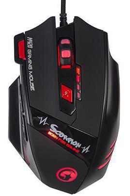 Мышь Marvo M420 проводная оптическая игровая с подсветкой для PCИгровая проводная оптическая мышь Marvo M420 имеет 7 кнопок, 4-х цветную подсветку и &amp;laquo;Двойной клик&amp;raquo;<br>