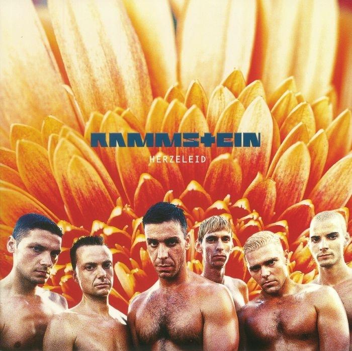 Rammstein – Herzeleid (2 LP) rammstein – herzeleid 2 lp
