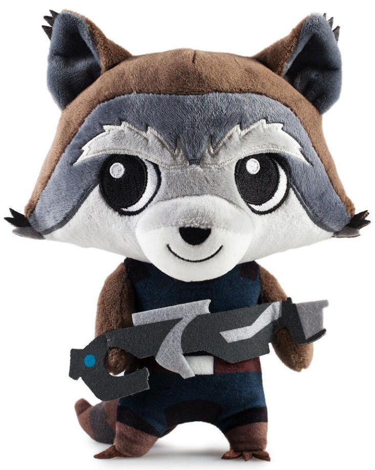 Мягкая игрушка Guardians Of The Galaxy 2: Rocket Raccoon (20 см) guardians of the galaxy new guard vol 3