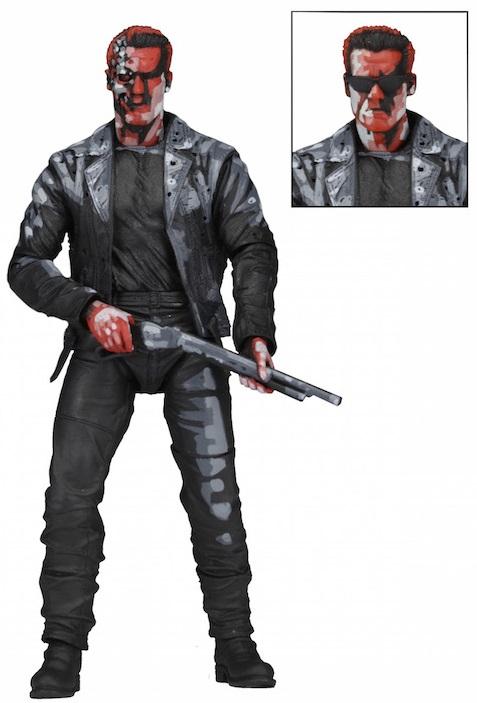 Фигурка Terminator 2: T-800 (18 см)Фигурка Terminator 2: T-800 создана по мотивам одного из лучших боевиков 1984 года «Терминатор» от режиссера Джеймса Кэмерона.<br>