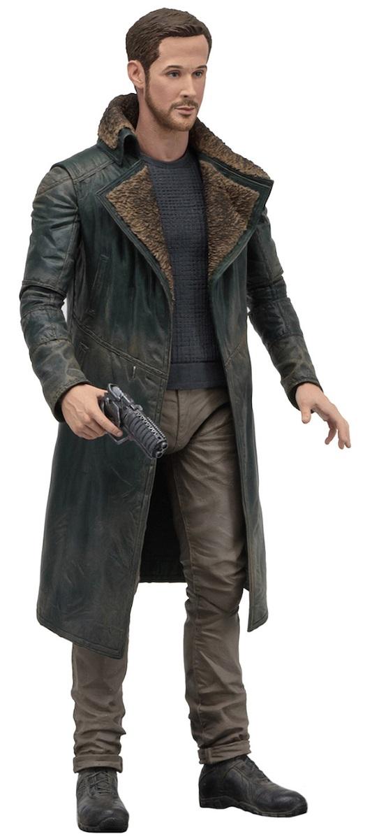 Фигурка Blade Runner 2049: Officer K (18 см)Фигурка Blade Runner 2049: Officer K создана по мотивам фантастического фильма режиссёра Дени Вильнёва и продюсера Ридли Скотта «Бегущий по лезвию 2049».<br>
