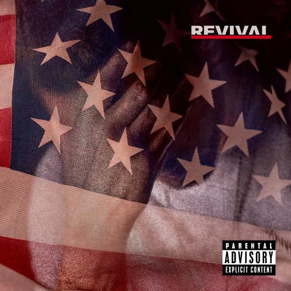 Eminem – Revival (CD) creedence clearwater revival creedence clearwater revival the singles collection 2 cd dvd
