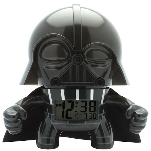 Будильник Star Wars: Darth Vader genuine leather