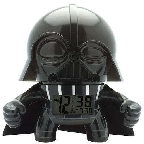 Будильник Star Wars: Darth VaderБудильник Star Wars: Darth Vader создан по мотивам популярной космической саги «Star Wars» и выполнен в виде Дарта Вейдера.<br>