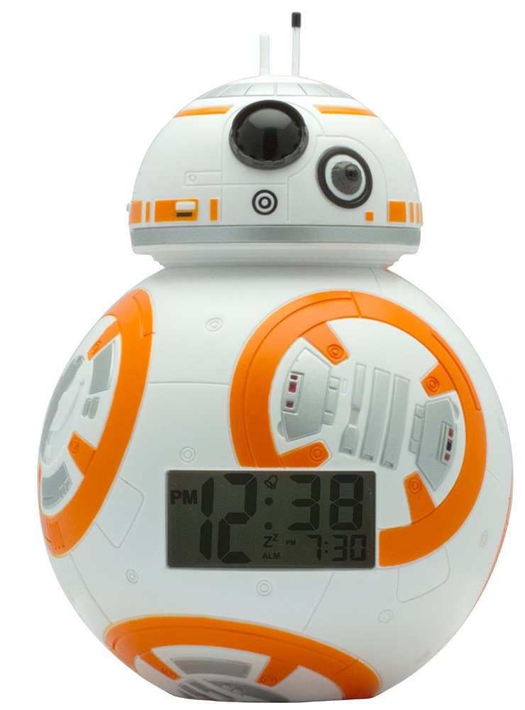 Будильник Star Wars: Droid BB-8