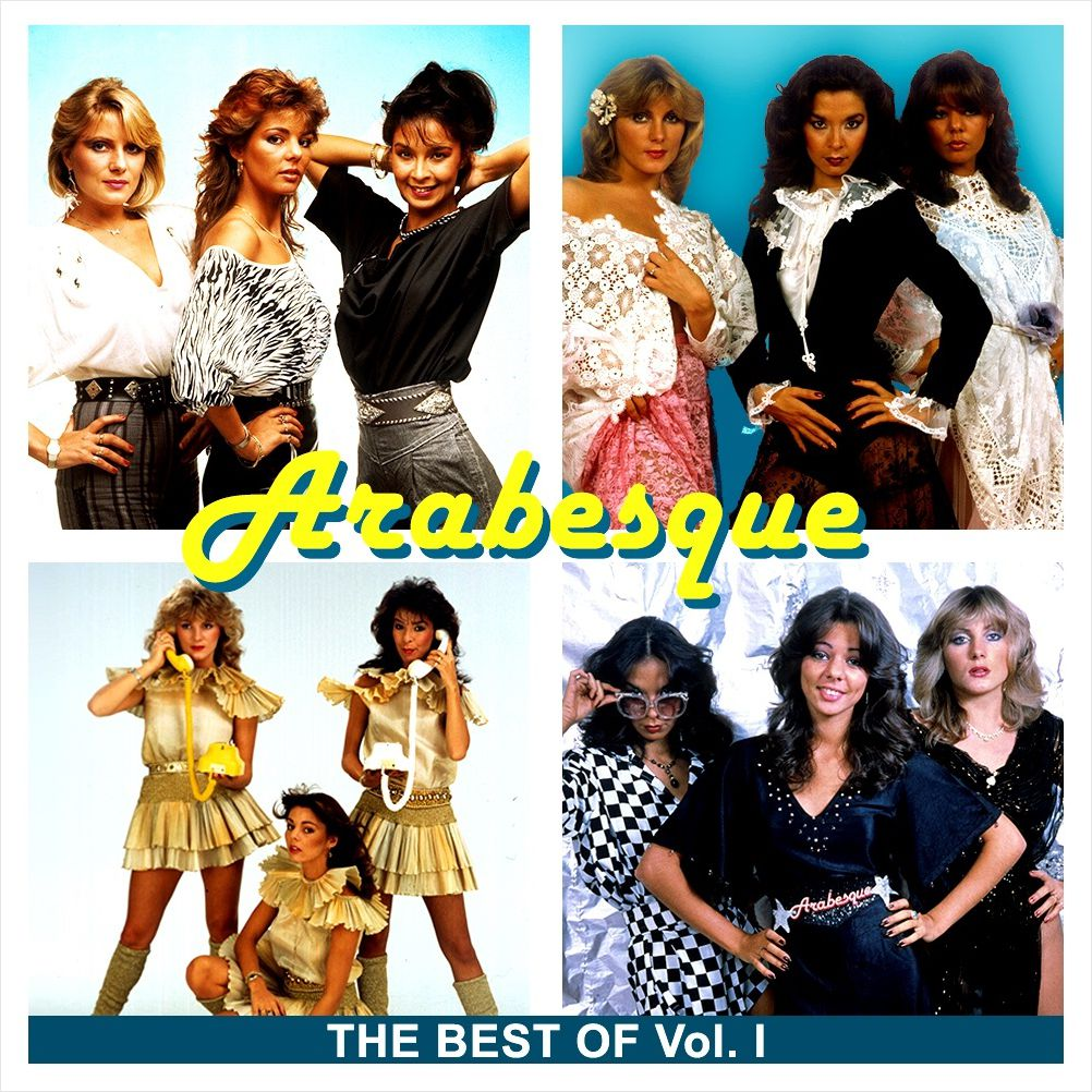 Arabesque – The Best Of. Vol. I (LP) oom control for eng lenses