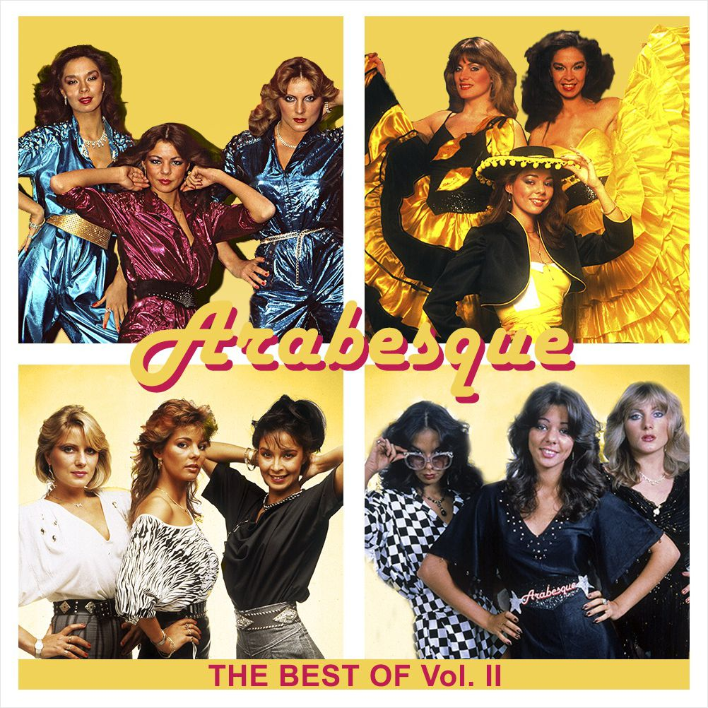 Arabesque – The Best Of. Vol. II (LP)