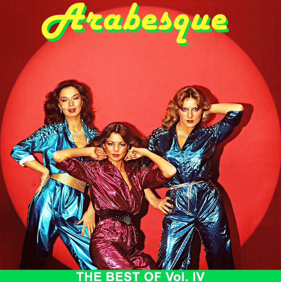 Arabesque – The Best Of. Vol. IV (LP)