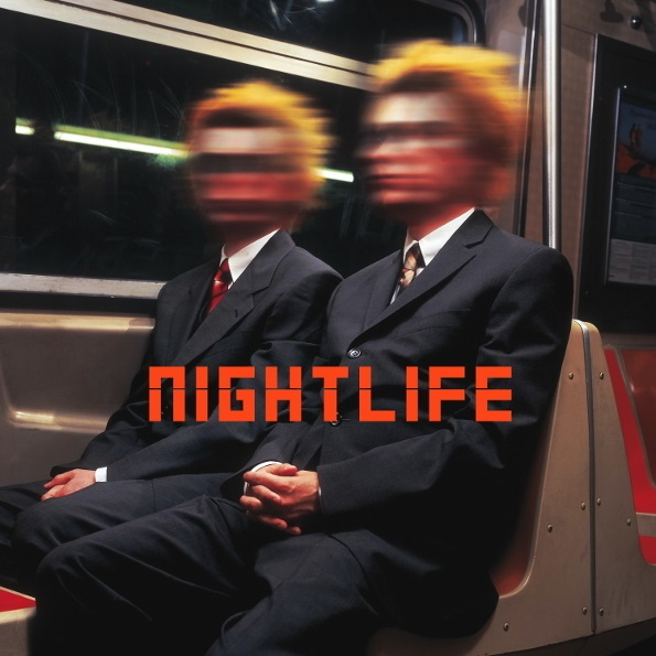 Pet Shop Boys – Nightlife (LP)