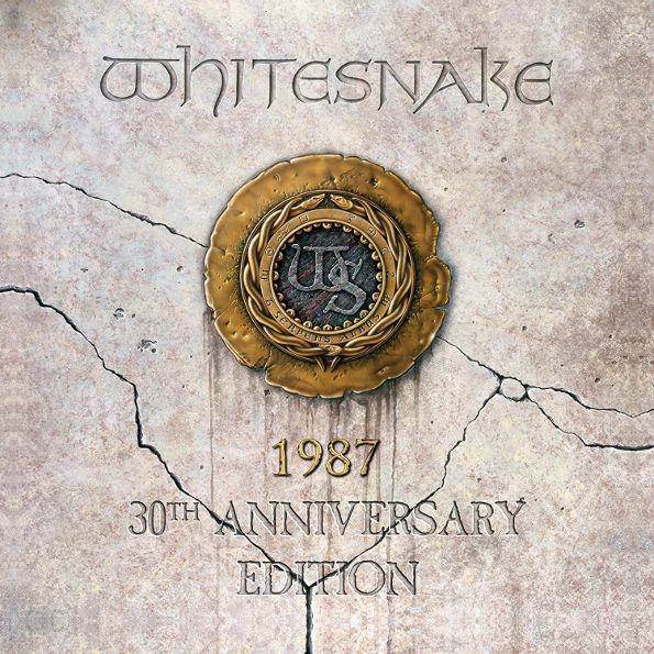 Whitesnake – 1987. 30th Anniversary Edition (2 LP) roxy music roxy music the studio albums limited edition 8 lp