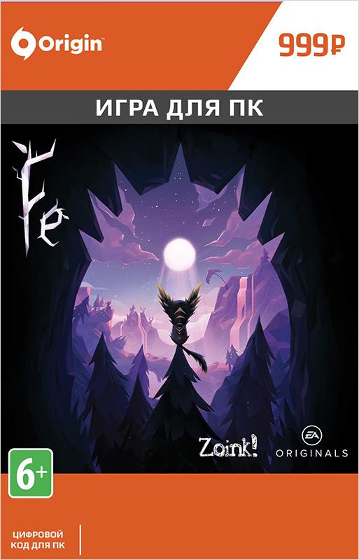 Fe [Цифровая версия] (Цифровая версия)Fe &amp;ndash; это новое платформенное приключение. Это игра без слов и подсказок, которую вам помогут пройти сделанные открытия.<br>