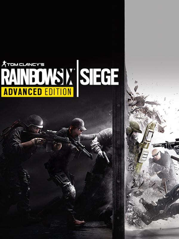 Tom Clancy's Rainbow Six: Осада – Advanced Edition Year 3 [PC, Цифровая версия] (Цифровая версия) dragon ball xenoverse 2 deluxe edition [pc цифровая версия] цифровая версия