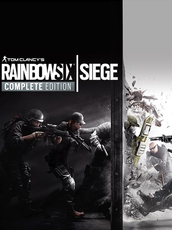 Tom Clancy's Rainbow Six: Осада – Complete Edition Year 3 [PC, Цифровая версия] (Цифровая версия) tom clancy s rainbow six осада gold edition year 2 цифровая версия