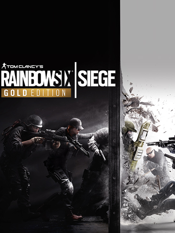 Tom Clancy's Rainbow Six: Осада – Gold Edition Year 3 [PC, Цифровая версия] (Цифровая версия)