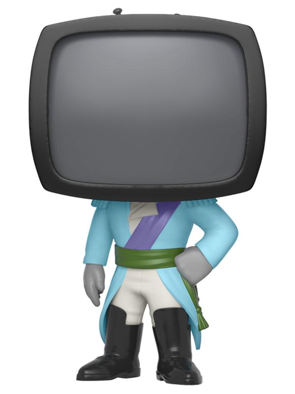 Фигурка Funko POP: Comics Saga – Prince Robot IV (9,5 см)Фигурка Funko POP! Saga S1: Prince Robot IV является воплощением одного из персонажей комикса в жанре фэнтези и космической оперы Сага (Saga) – Принца Робота IV, представителя Королевства Роботов. У этой расы вместо головы – телевизор, а кровь у них буквально – голубая.  Серия комиксов Сага повествует о двух героях, Алане и Марко, принадлежащим к разным расам и вынужденным скитаться со своей маленькой дочкой по галактике, пытаясь найти свой мирный уголок.<br>
