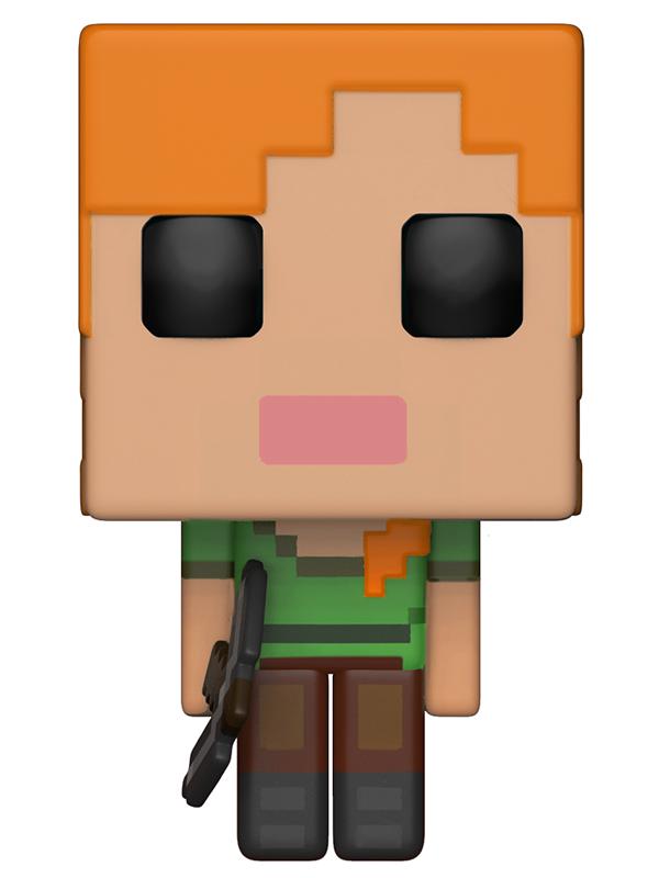 Фигурка Funko POP Games Minecraft: Alex (9,5 см) фигурка minecraft adventure alex 10 см