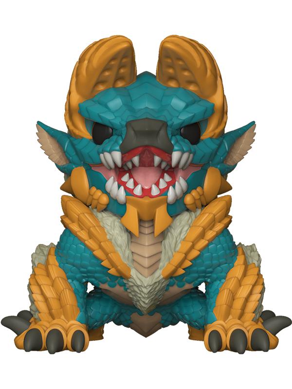 Фигурка Funko POP Games: Monster Hunter – Zinogre (9,5 см) фигурка funko pop monster high frankie stein 9 5 см