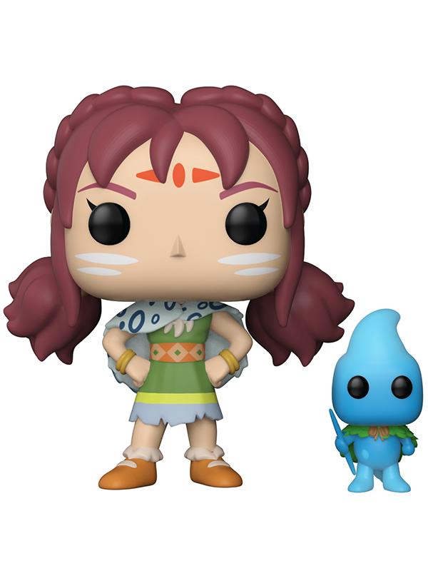 Фото #1: Фигурка Funko POP Games: Ni No Kuni II Revenant Kingdom – Tani With Higgledy (9,5 см)