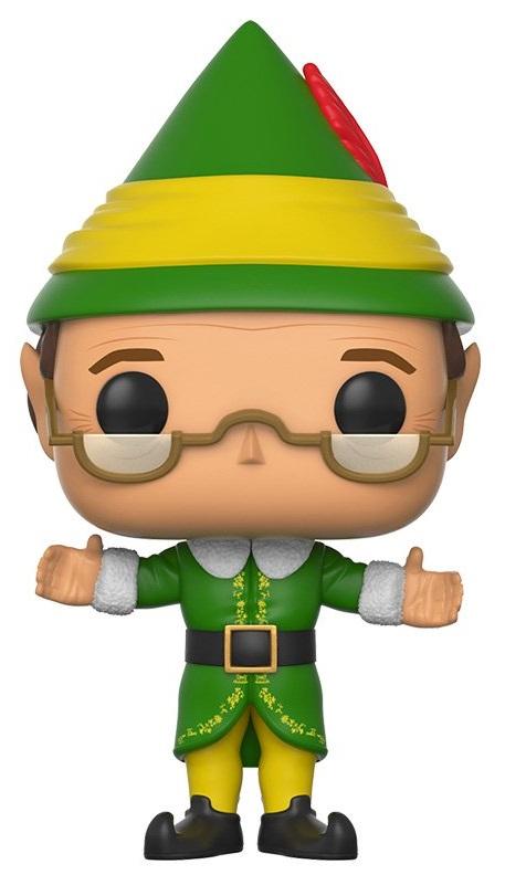 Фигурка Elf Funko POP Movies: Papa Elf (9,5 см) фигурка funko pop animation one piece portgas d ace 9 5 см