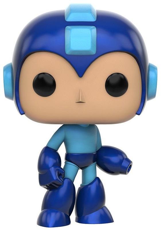 Фигурка Mega Man Funko POP Games: Mega Man (9,5 см)Фигурка Mega Man Funko POP Games: Mega Man создана по мотивам серии видеоигр в жанре платформера, повествующей о борьбе робота Mega Man с роботами доктора Уайли, призванными захватить мир.<br>