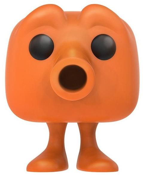 Фигурка Q*Bert Funko POP Games: Q*Bert (9,5 см)Фигурка Q*Bert Funko POP Games: Q*Bert создана по мотивам аркадной игры 1982–1983 годов, разработанной компанией Gottlieb.<br>