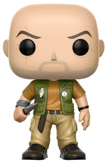 Фигурка Funko POP Television: Lost – John Locke (9,5 см) samuel rickless c locke