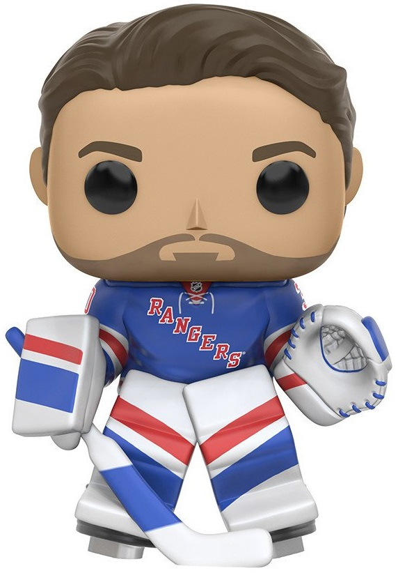 Фигурка NHL Funko POP Hockey: New York Rangers – Henrik Lundqvist (9,5 см) футболка wearcraft premium printio new york rangers nhl usa