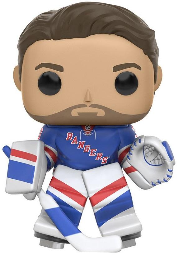 Фигурка NHL Funko POP Hockey: New York Rangers – Henrik Lundqvist (9,5 см)Фигурка NHL Funko POP Hockey: New York Rangers – Henrik Lundqvist воплощает собой шведского хоккейного вратаря, который в настоящее время выступает за клуб НХЛ «Нью-Йорк Рейнджерс».<br>