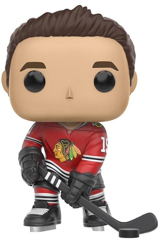 Фигурка Funko POP Hockey: NHL Chicago Blackhawks – Jonathan Toews (9,5 см) nhl chicago blackhawks thermometer