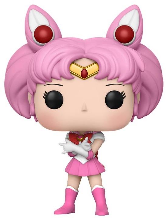 Фигурка Sailor Moon Funko POP Animation: Sailor Chibi Moon (9,5 см)Фигурка Sailor Moon Funko POP Animation: Sailor Chibi Moon создана по мотивам аниме «Сейлор Мун» и воплощает собой Чибиусу, девочку из ХХХ века, наследницу Усаги Цукино как сейлор-воина и лунной принцессы, в воинской форме.<br>