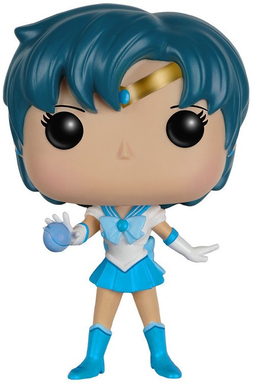 Фигурка Sailor Moon Funko POP Animation: Sailor Mercury (9,5 см) фигурка funko pop animation one piece portgas d ace 9 5 см