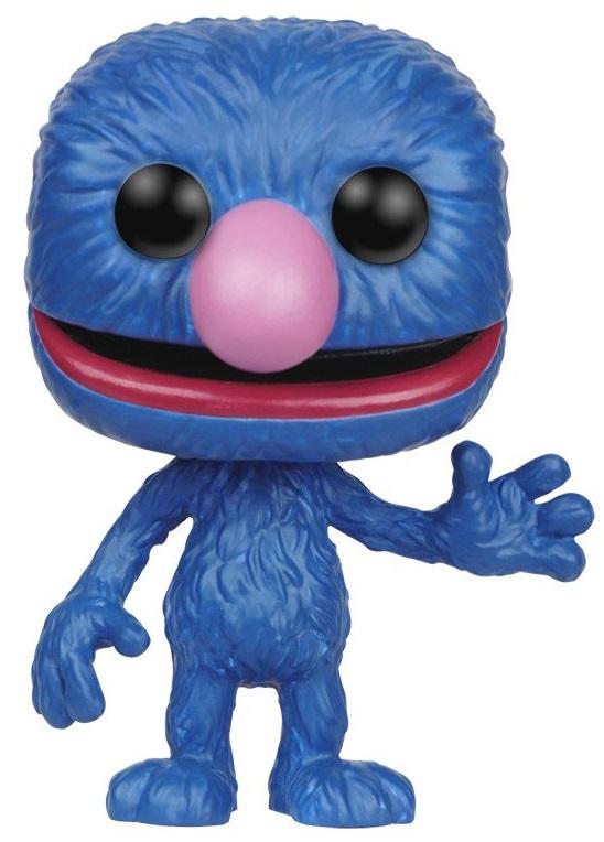 Фигурка Sesame Street Funko POP Sesame Street: Grover (9,5 см) бумажник sesame street count