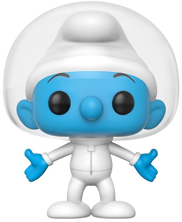 Фигурка The Smurfs Funko POP Animation: Astro Smurf (9,5 см) фигурка funko pop animation one piece portgas d ace 9 5 см
