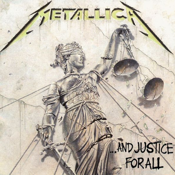 Metallica – ...And Justice For All (2 LP) vans metallica kill em all